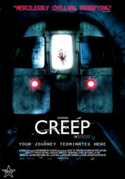 Spanish DVDs - Creep