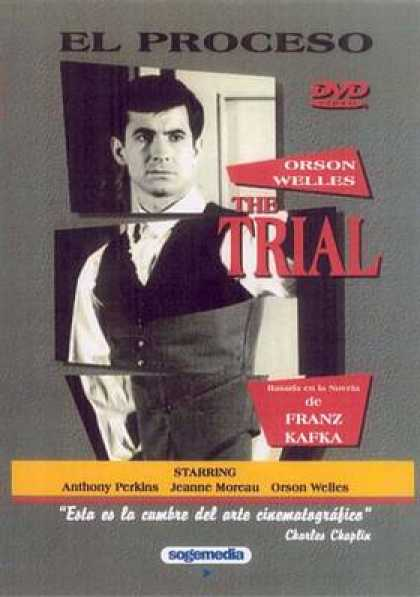 Spanish DVDs - The Trial