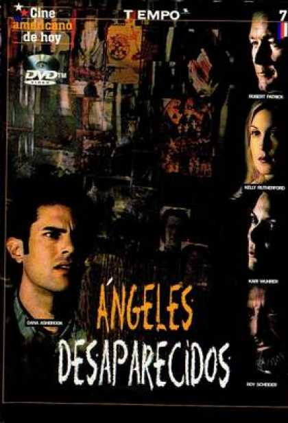Spanish DVDs - Angels Dont Sleep Here