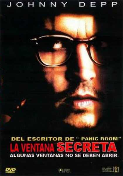 Spanish DVDs - Secret Window Version 1