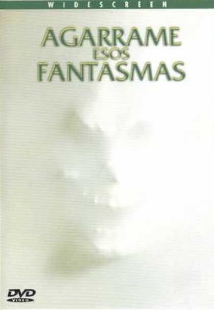 Spanish DVDs - The Frighteners