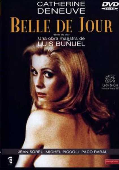 Spanish DVDs - Belle De Jour