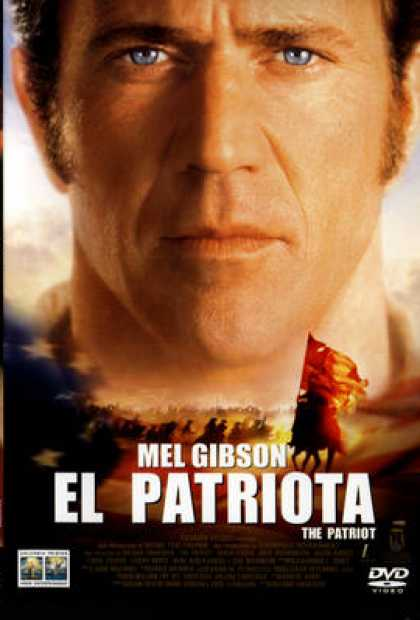 Spanish DVDs - The Patriot