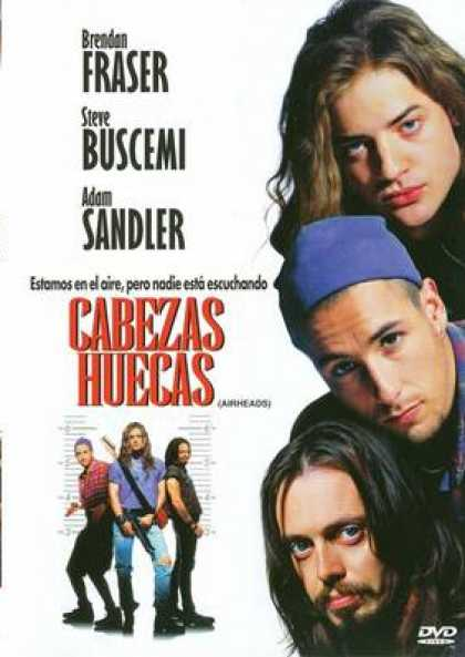 Spanish DVDs - Airheads