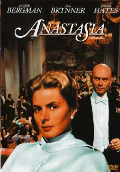 Spanish DVDs - Anastasia