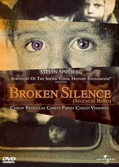Spanish DVDs - Broken Silence