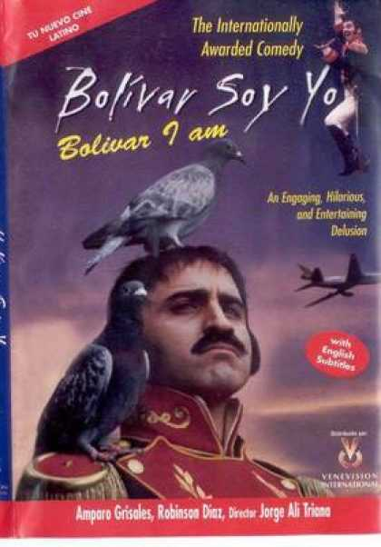 Spanish DVDs - Bolivar I Am