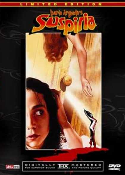 Spanish DVDs - Suspiria