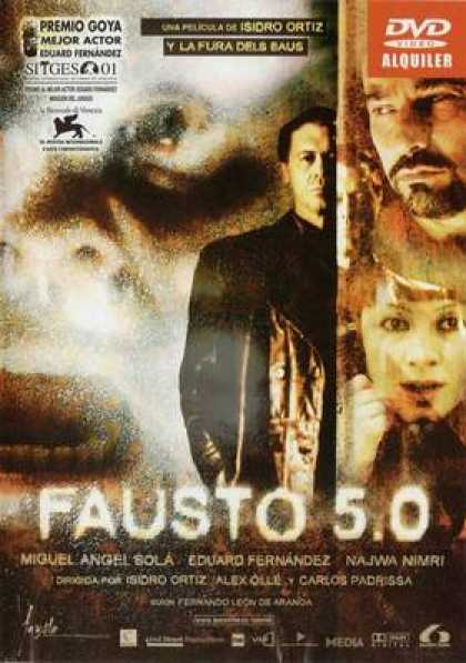 Spanish DVDs - Faust 5.0