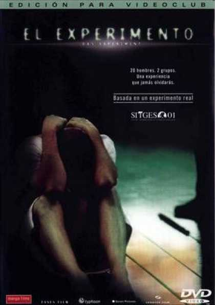 Spanish DVDs - The Experiment Videoclub