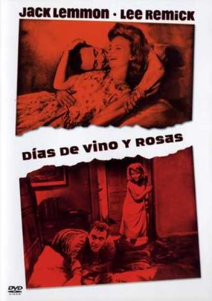 Spanish DVDs - Days Of Wine And Roses