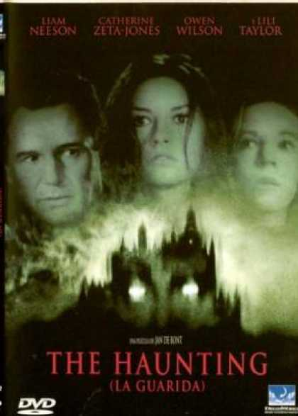 Spanish DVDs - The Haunting