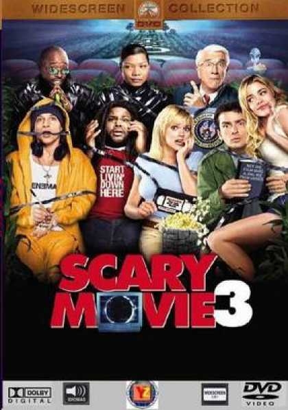 Spanish DVDs - Scary Movie 3