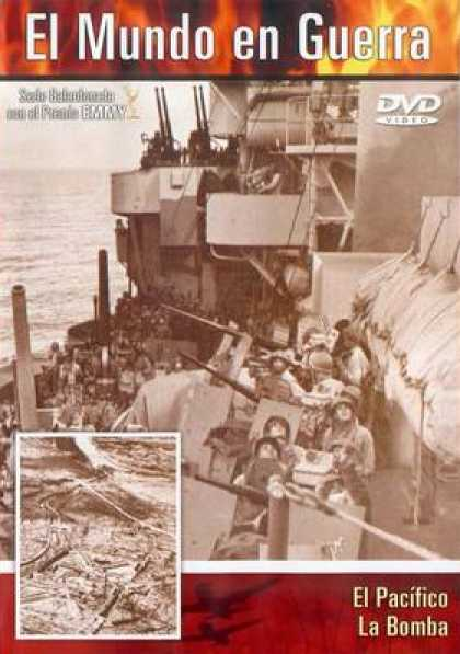 Spanish DVDs - The World At War Vol 12