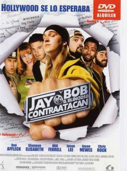 Spanish DVDs - Jay And Bob