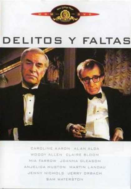Spanish DVDs - Crimes And Misdemeanors
