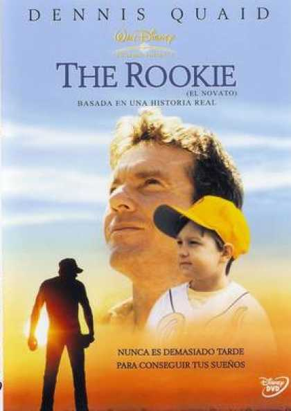 Spanish DVDs - The Rookie