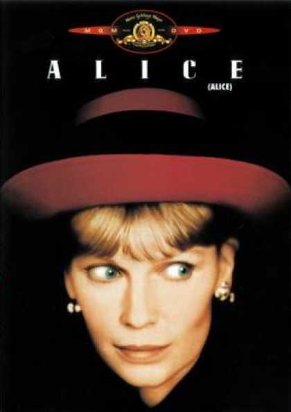 Spanish DVDs - Alice