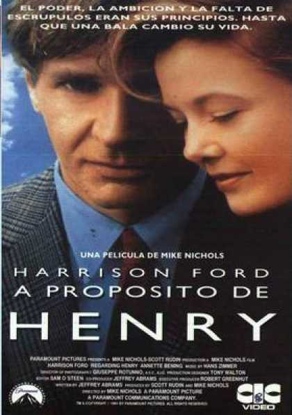 Spanish DVDs - About Henry