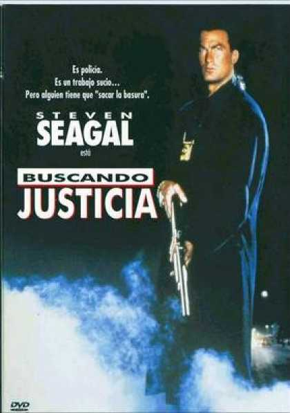 Spanish DVDs - Out For Justice