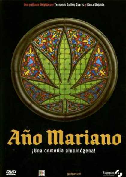 Spanish DVDs - Holy Mary