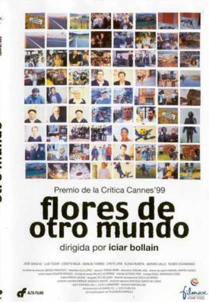 Spanish DVDs - Flowers From Another World