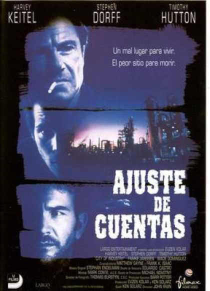 Spanish DVDs - City Of Undustry