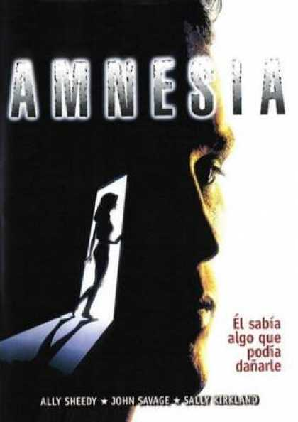 Spanish DVDs - Amnesia
