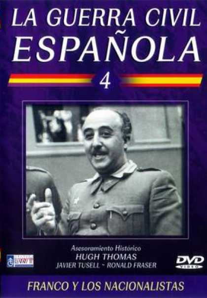 Spanish DVDs - Civil War Spain 4
