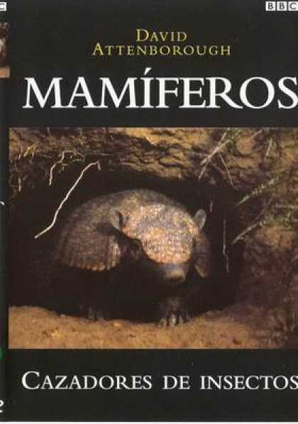 Spanish DVDs - BBC - Mammals Vol 02
