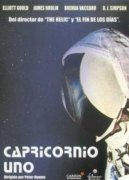 Spanish DVDs - Capricorn One