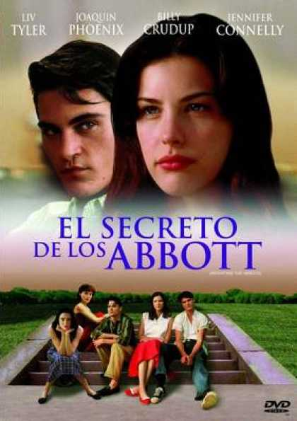 Spanish DVDs - Inventing The Abbots