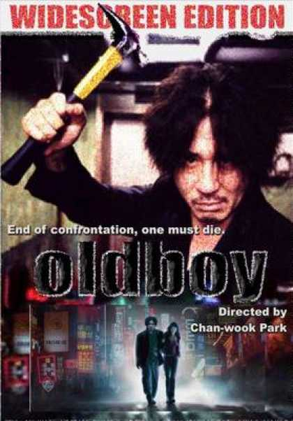 Spanish DVDs - Old Boy