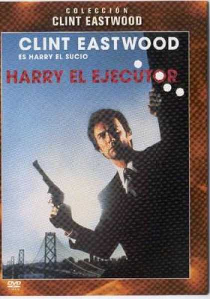 Spanish DVDs - The Enforcer