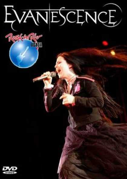 Spanish DVDs - Evanescence Rock In Rio