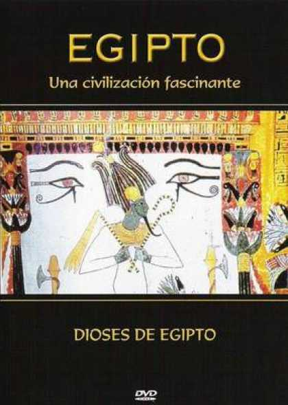 Spanish DVDs - Egypt The Great Civilization Vol 8