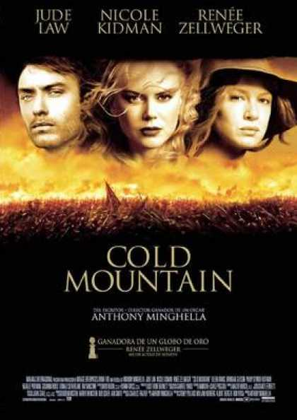 Spanish DVDs - Cold Mountain