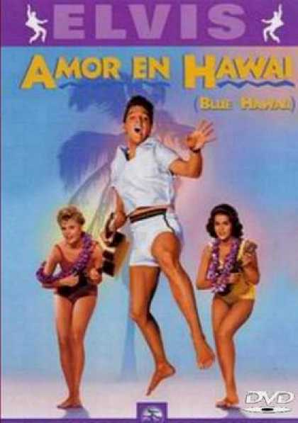 Spanish DVDs - Blue Hawaii