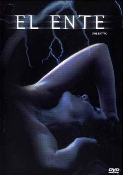 Spanish DVDs - The Entity