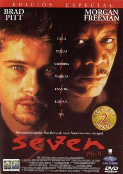 Spanish DVDs - Seven Special