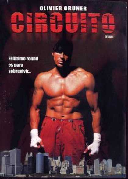 Spanish DVDs - The Circuit