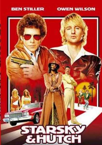 Spanish DVDs - Starsky And Hutch