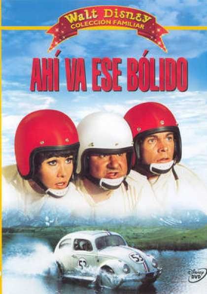 Spanish DVDs - The Love Bug