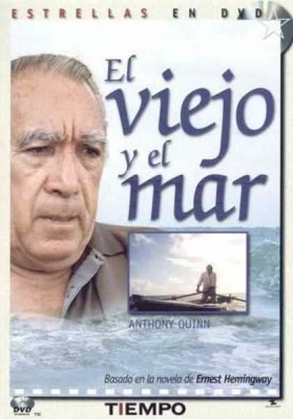 Spanish DVDs - The Old Man And The Sea