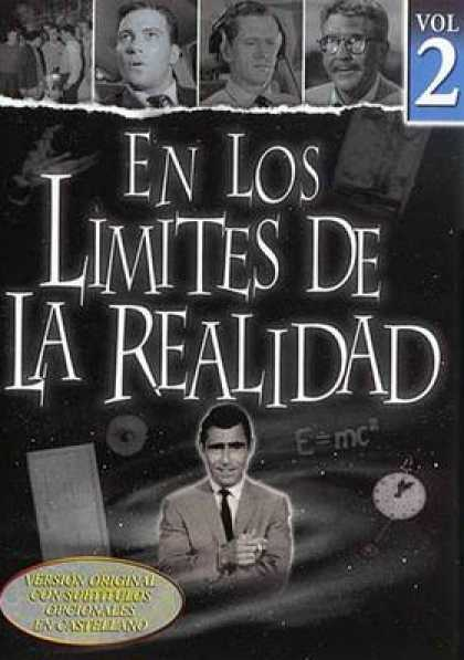 Spanish DVDs - The Twilight Zone Vol 2
