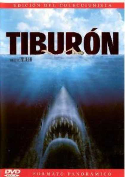 Spanish DVDs - Jaws