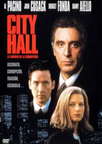 Spanish DVDs - City Hall