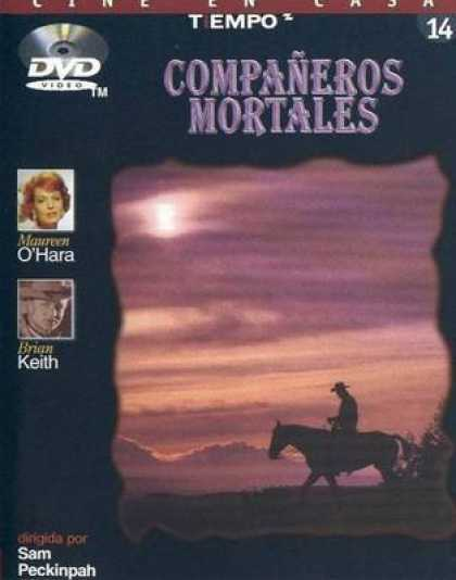 Spanish DVDs - The Deadly Companions