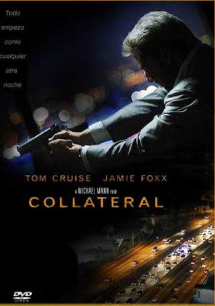 Spanish DVDs - Collateral