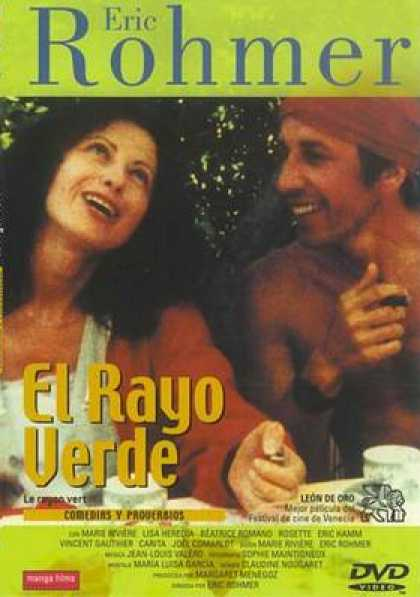 Spanish DVDs - The Green Ray